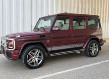 170,000 - 179,999 km Mercedes Benz G 55 2011 for sale