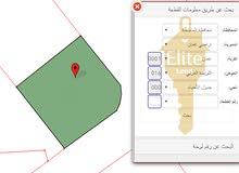 قطعه ارض للبيع في الاردن - عمان - العبدلي بمساحه 660متر