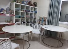 For sale Office Furniture that's condition is Used - Seeb
