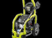 ماكنة غسيل بنزين نوع ريوبي ياباني وارد استراليا 3200 psi  ماتور سبارو  مستعمل اشي بسيط