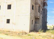 هيكل عمارة سكنية للبيع في النجيلة