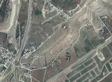 ارض 550م في شارع الاردن بعد جامعة عمان العربيه اطلاله خلابه جدا بسعر جيد