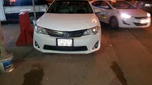 toyota camry 2015 white pearl automatic original condition