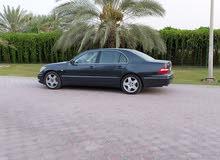 للبيع LS430 وارد المانيا 2004 فل الترا 0554482448