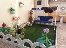 بيت طابقين بي 4غرف 3 حمامات مشتمل مؤجر سعر180بي مجال