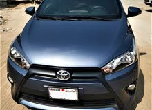 Toyota Yaris Hatchback Full option car 2017 Model For Sale