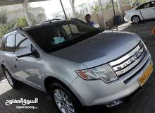 فورد ايدج 2009 بحاله ممتازه وبدون اى حوادث السياره وكاله عمان
