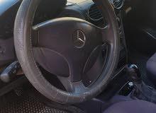 سيارة مرسيدس A140 بحالة جيدة للبيع