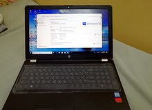 Hp i5 - Hp 15-bs123ne core i5,8 gb ram 1tb hdd 2 gb amd radeon 530 graphic