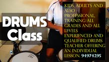 DRUMS CLASS,  94974295