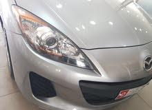 Mazda 3 2013 in perfect condition