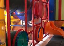 غرفة العاب اطفال تصلح للمطاعم ومحلات الالعاب والمزارع