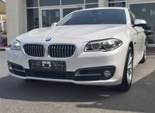 موديل2015 خليجي 520i BMW