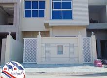 فيلا للبيع في عجمان قريب من الشارع الرئيسي مساحة بناء كبيرة(الياسمين)
