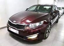 2011 OPTIMA EX {KIA} FULL OPTION BAHRAIN AGENCY {}