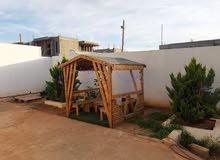استراحه ف حي قطر للايجار مفروشه