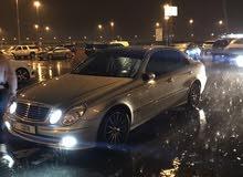Mercedes Benz E500 Avantgrade G.C.C.Spec