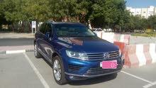 2015 VW Touareg Sportline 3.6l Bluemotion