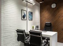 مكاتب تجاريه للايجار 12/14/16 s.m بالسالميه وحوالي والفروانية وشرق