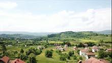 أرض مساحتها 1370 مترمربع للبيع في البوسنة