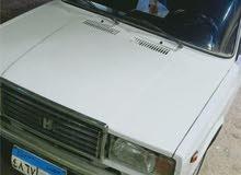 للبيع عربية لادا موديل 2107 سنة الصنع 2013