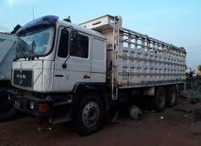 شاحنة مان انتنوف 1995