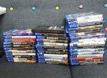 NEW/USED ALL PS4 GAMES FOR LOW RATE