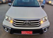 Toyota picup hilux vvti