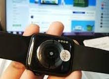 APPLE Smart full Screen Mattalic Dial 44mm Strip change Option Master Copy Water proof