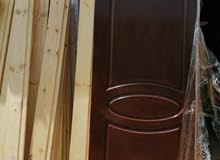 ابواب خشب موسكي تشكيلات راقية من الابواب
