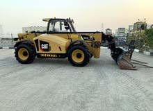 for sale telehander TH414c model 2015 in good condition