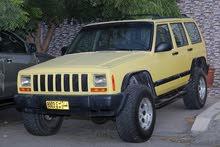 جيب شيروكي 1998 للبيع بحاله ممتازه والحمدلله