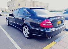 Mercedes Benz E500  W211