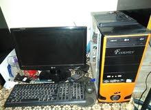 جهاز كمبيوتر LG بحالة جيده للبيع