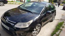 Automatic Black Citroen 2011 for sale