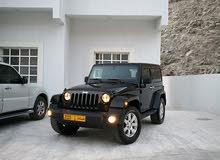 Jeep Wrangler 2011 For sale - Black color
