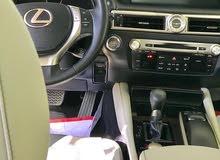 Lexus GS 2013 For sale - Grey color