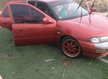 Maroon Kia Sephia 1996 for sale