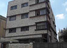 عماره للبيع اربع طوابق كل طابق شقطين