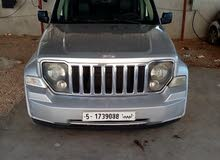 Jeep Liberty 2010 For sale - Silver color