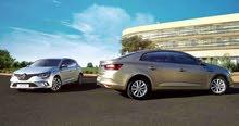 تأجير سيارات رينو ميجان أتوماتيك جديد بمطار محمد الخامس المغرب الدولي