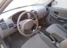 Gasoline Fuel/Power   Hyundai Verna 2003