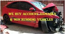 WE ARE BUYING USED NEW OLD MODEL VEHICLES WORKING NON WORKING SCRAP DAMAGE JUNKS