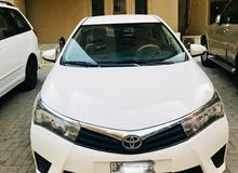Toyota corolla 2014 in good condition for sale