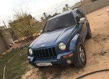 Jeep Liberty 2004 For sale - Blue color