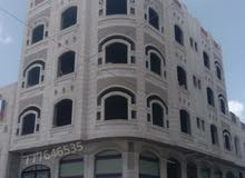عماره حديثه4دور وبدروم مسلح هردي4لبن الاربع حر شارعين14و12زفلت. قريبه من شارع خولان .777646535