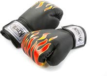 قفازات ملاكمة احترافية ذات جودة عالية(USA)1000p