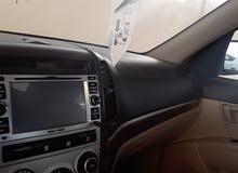 Black Hyundai Santa Fe 2008 for sale