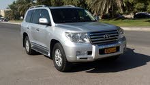 Toyota land cruiser model.2011 for sale