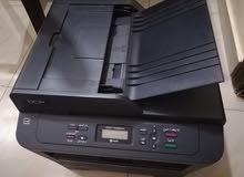 طابعة كمبيوتر brother 7065dn 3in1 laser Network & DUPLEX
